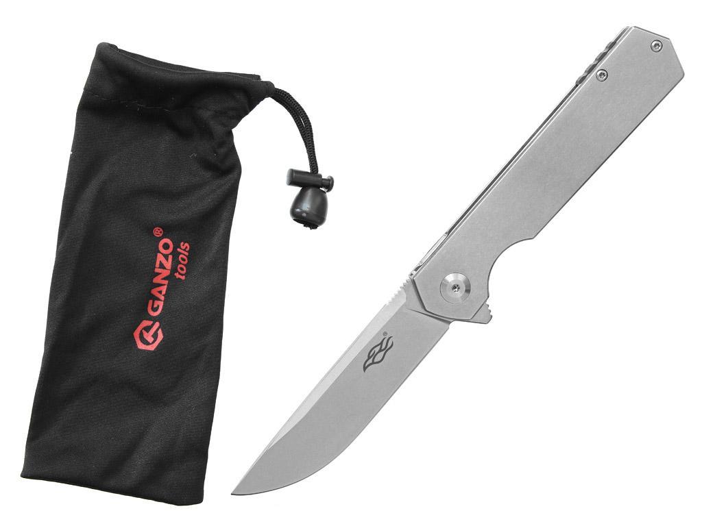 Zavírací nůž Ganzo FH12SS stonewash