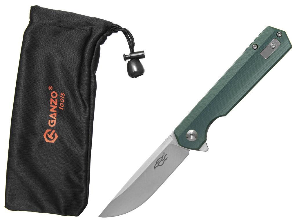 Zavírací nůž Ganzo FH11S - GB zelený
