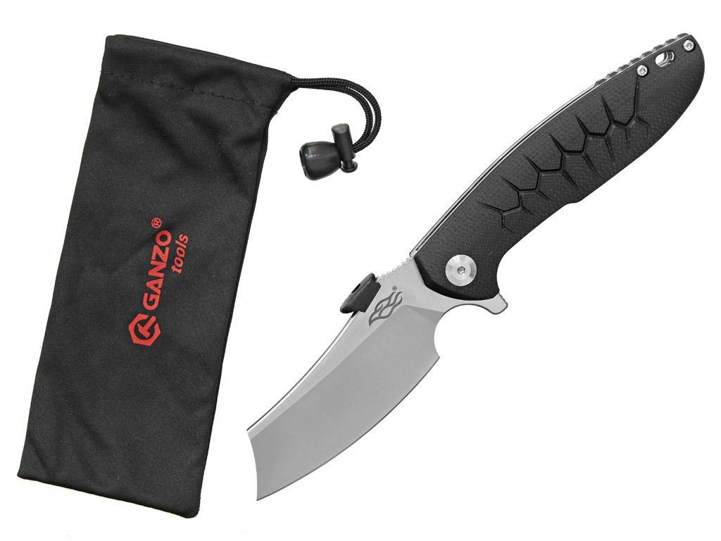 Zavírací nůž Ganzo FH 81-BK černý