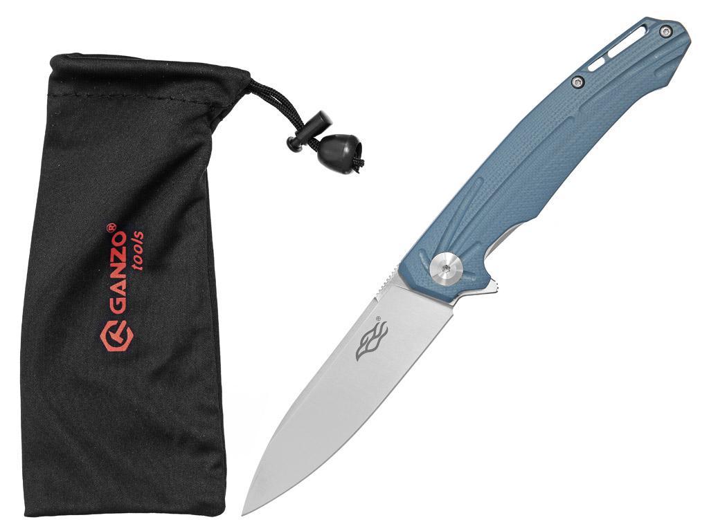 Zavírací nůž Ganzo FH21-GY Firebird šedomodrý